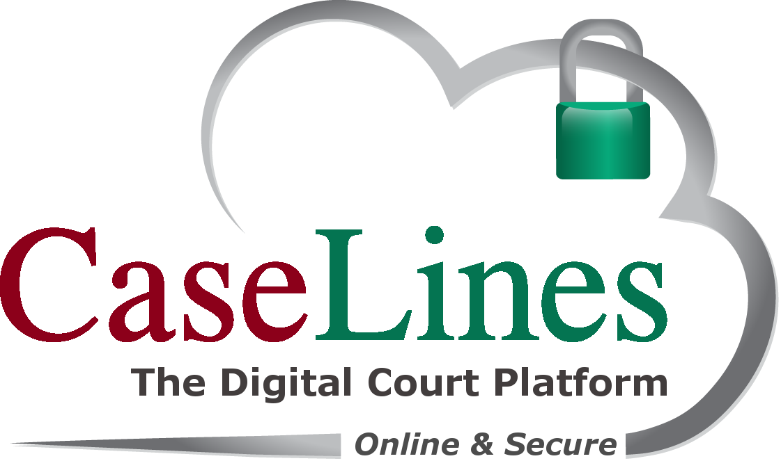 CaseLines The Digital Court Platform